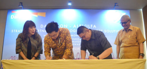 ALFI, Bank Danamon MoU on Strategic Partnership for Logistics Solutions