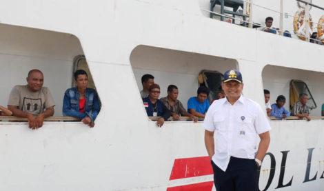 Pemerintah Gagas Program Tol Laut, Kontainer Masuk Desa