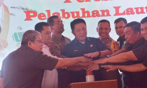 Dukung Pertumbuhan Ekonomi Sumsel, Pelabuhan Tanjung Api-Api Resmi Beroperasi