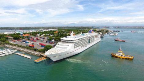 Pelabuhan Benoa Bali Siap Jadi Home Port Cruise