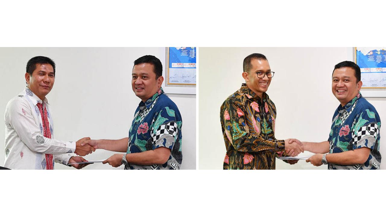 IPC Punya Direksi Baru, Arif Suhartono dan Ogi Rulino