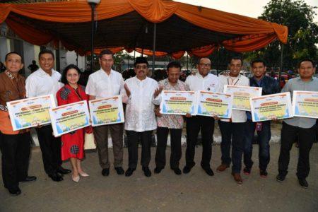 PT Pelabuhan Indonesia II Group salurkan 257 ekor sapi & 59 ekor kambing