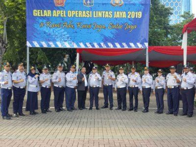 DPD Aptrindo DKI Apresiasi Operasi Lintas Jaya 2019