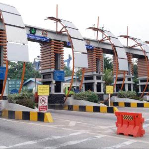 Mandatory E- Pass Gate System Pelabuhan Tanjung Priok Awal Januari 2019