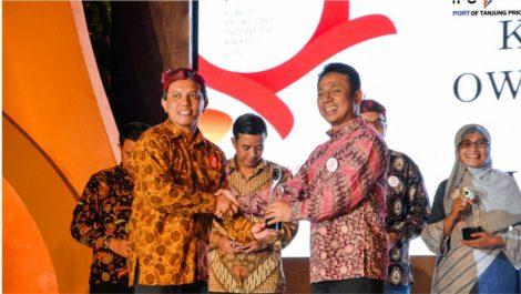 PTP Mendapatkan 3 Penghargaan di Ajang PRIA Awards 2018 di Surabaya