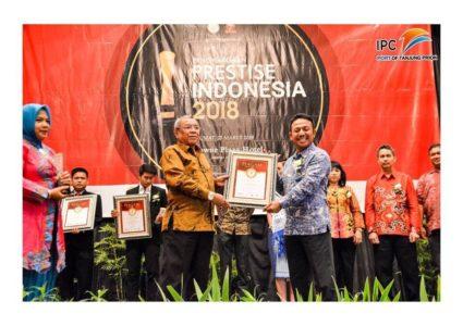 PTP RAIH PENGHARGAAN PERUSAHAAN TERBAIK 2018