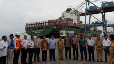 Sealand Deploys 4,250 TEUS Containership for Direct Call from Panjang to North East Asia