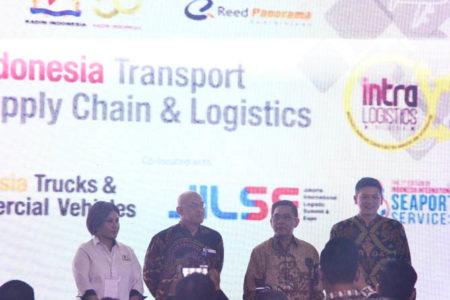 ITSCL 2018 Edisi Kelima, Sektor Logistik Siap Mendukung Revolusi Industri 4.0