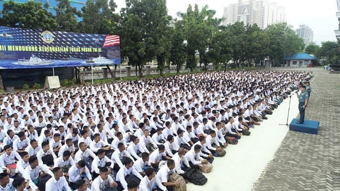2.057 Calon TNI AL Siap Jalani  Seleksi, 15 Mei di Mako Lantamal III
