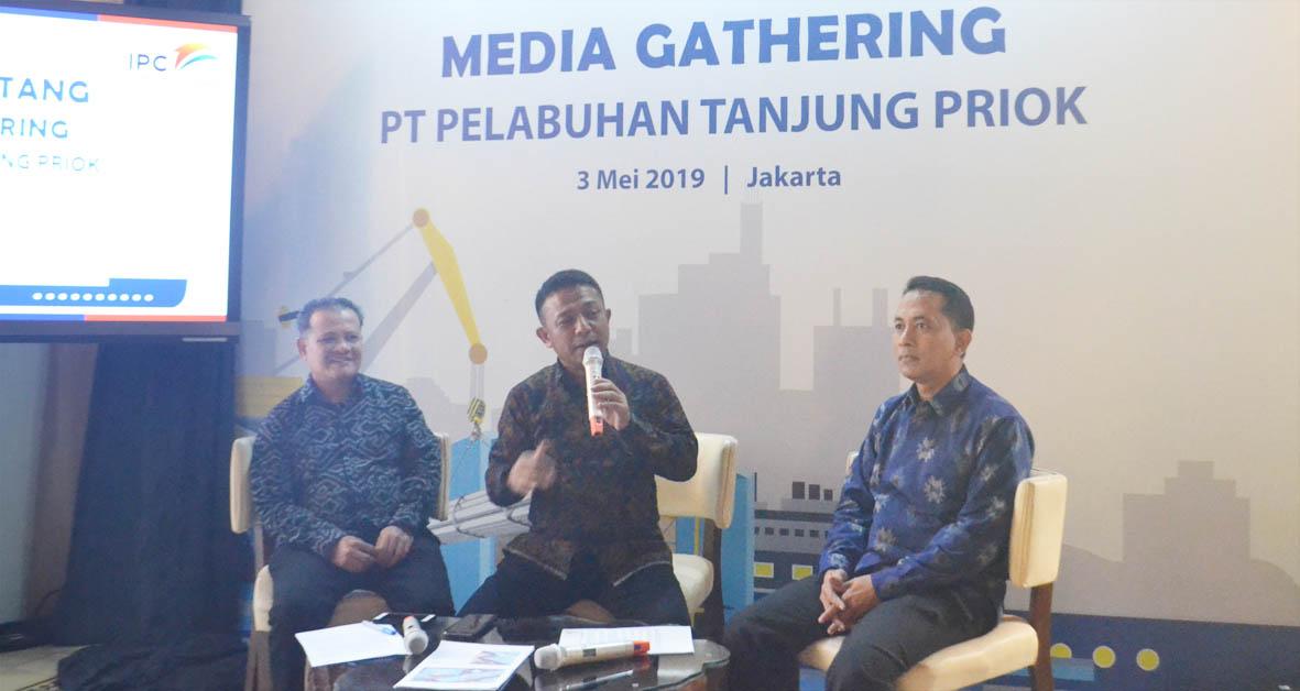 Kejar Target 56 juta Ton, PTP Ekspansi Operasi ke Cabang dan Non Pelindo II