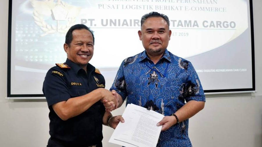 Uniair Indotama Cargo, PLB e-Commerce Pertama di Indonesia