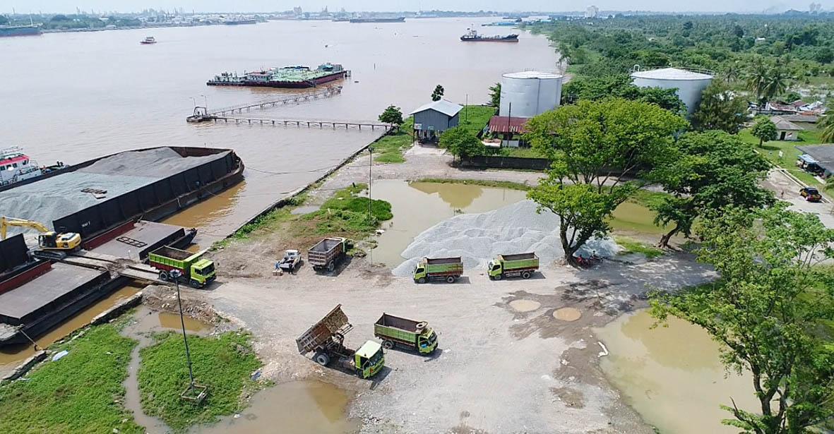 IPC Siap Kembangkan Pelabuhan Sungai Lais Menjadi Pelabuhan Terbesar Kedua di Palembang