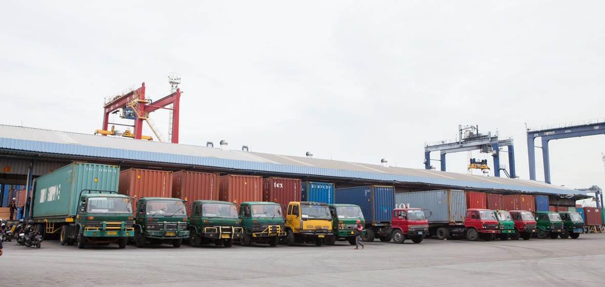 Aptrindo: Gerakan Angkutan Barang Tak Efisien & Perlu Kawasan Logistik Terpadu
