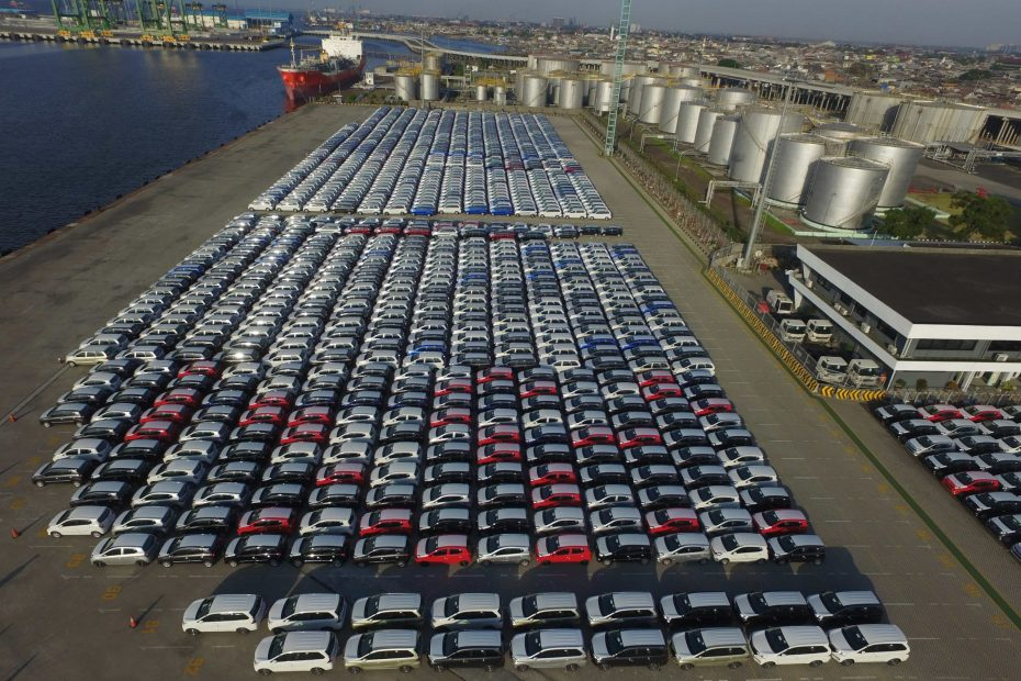 Indonesia CBU Car Export Raised 25% Last Year: Gaikindo