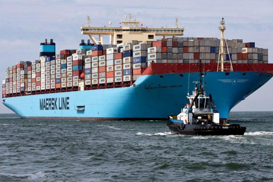 Mulai 1 Maret, Maersk Naikkan Bunker Surcharge antara $50-200/Boks