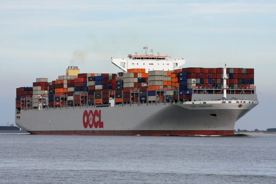 OOCL to Open China-Indonesia New Service in September