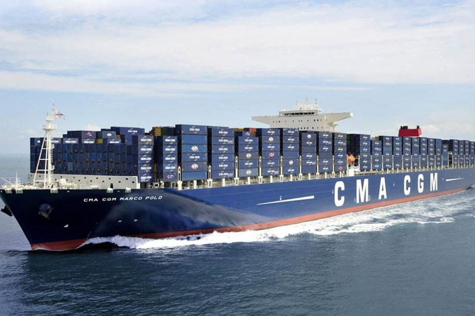 CMA CGM Q2 Net Income Up Sharply to $136m, from $109m Net Loss in Q2 2019