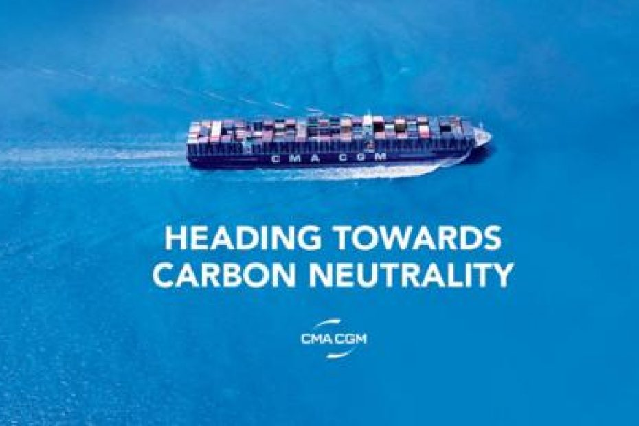 Mitigating Marine Plastic Pollution, CMA CGM Partners with PLAF