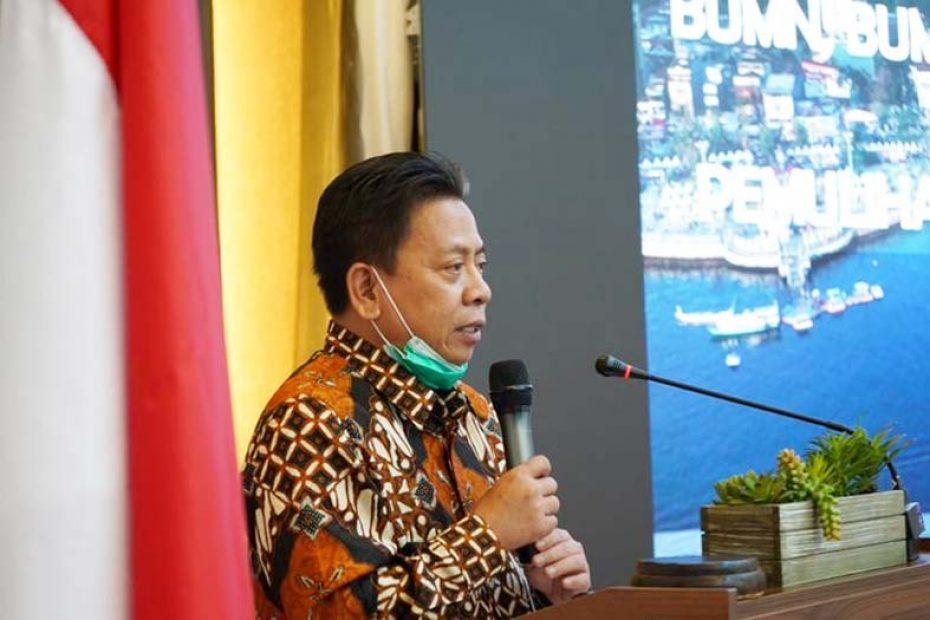 Pelindo IV Salurkan Dana CSR kepada Pemkot Makassar untuk Pemulihan Ekonomi
