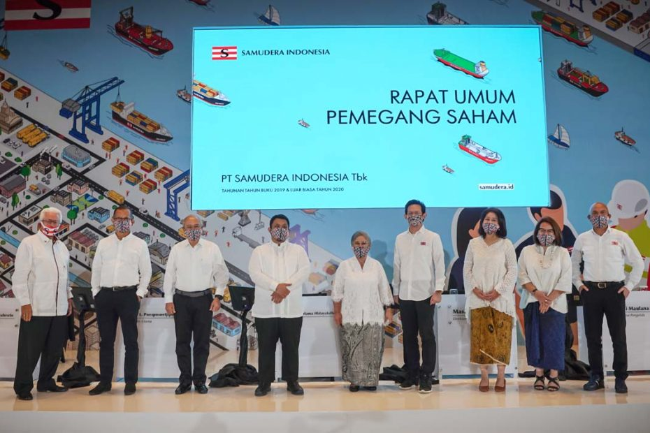 Di Tengah Pandemi, Samudera Indonesia Catat Laba Bersih Dua Kali Lipat