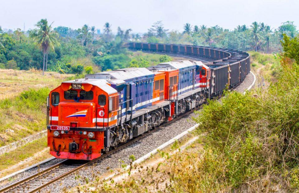 KAI: Angkutan Barang dengan Kereta Api Terus Meningkat