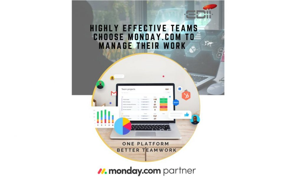 monday.com and EDII Partner to Transform Remote Work in Indonesia