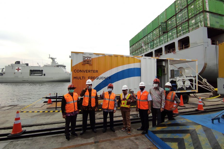 EPI' STS Power Service Expected to Support Green Port, Create Fuel Efficiency