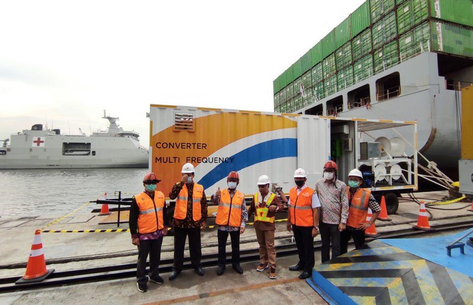 Wujudkan Green Port, IPC Sediakan Fasilitas Shore to Ship di Pelabuhan Tanjung Priok