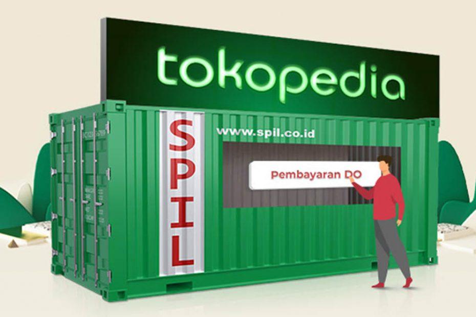 SPIL, Perusahaan Pelayaran Pertama di Platform e-Commerce Tokopedia