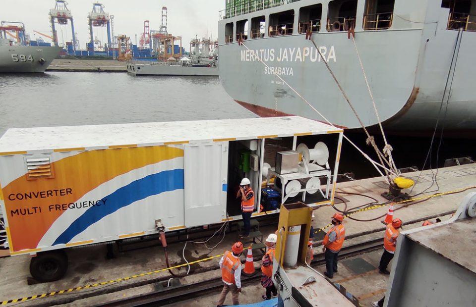Tekan Biaya Logistik, IPC Terus Berinovasi dalam Layanan Kepelabuhanan