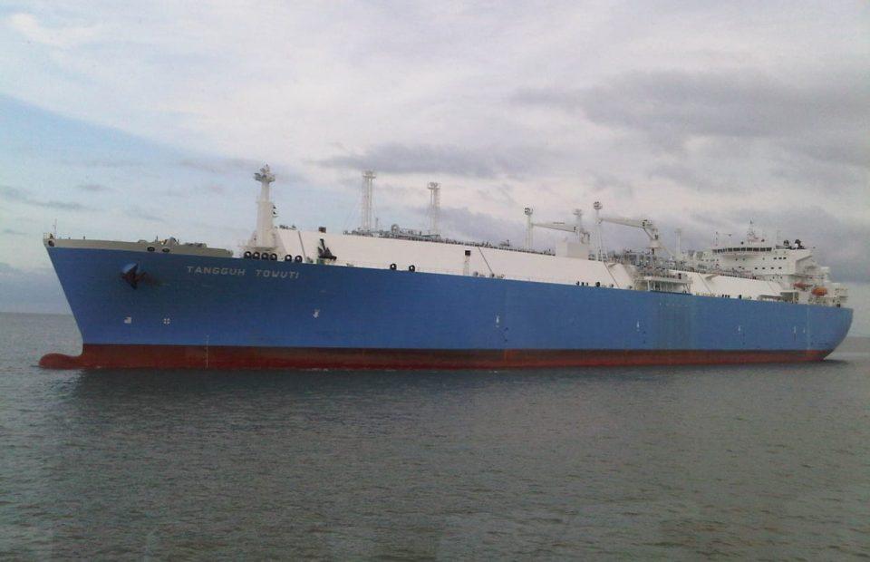 Samudera Indonesia Merampungkan Pendanaan Kapal LNG