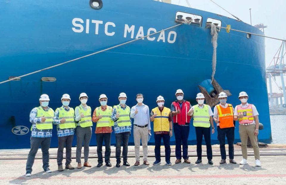 SITC Opens New Service to JICT, 'The CMI 2 Service'