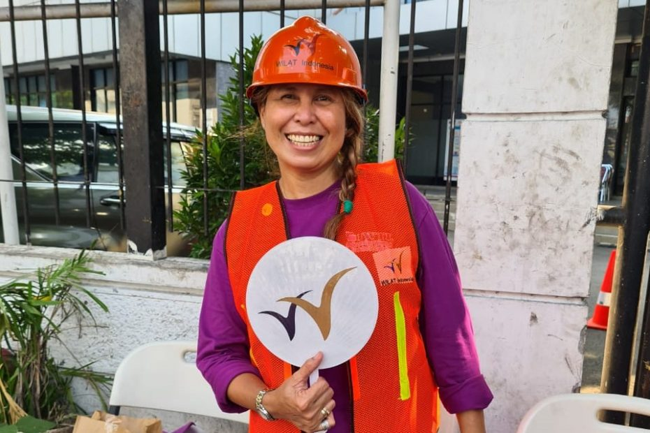WiLAT Attends in Indonesia, Empowers Woman in Logistics and Transportation Industry