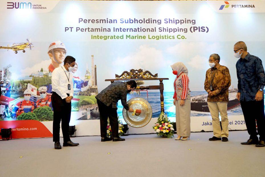 Resmi Jadi Subholding Shipping, PT Pertamina International Shipping Siap Untuk Menjadi Global Player