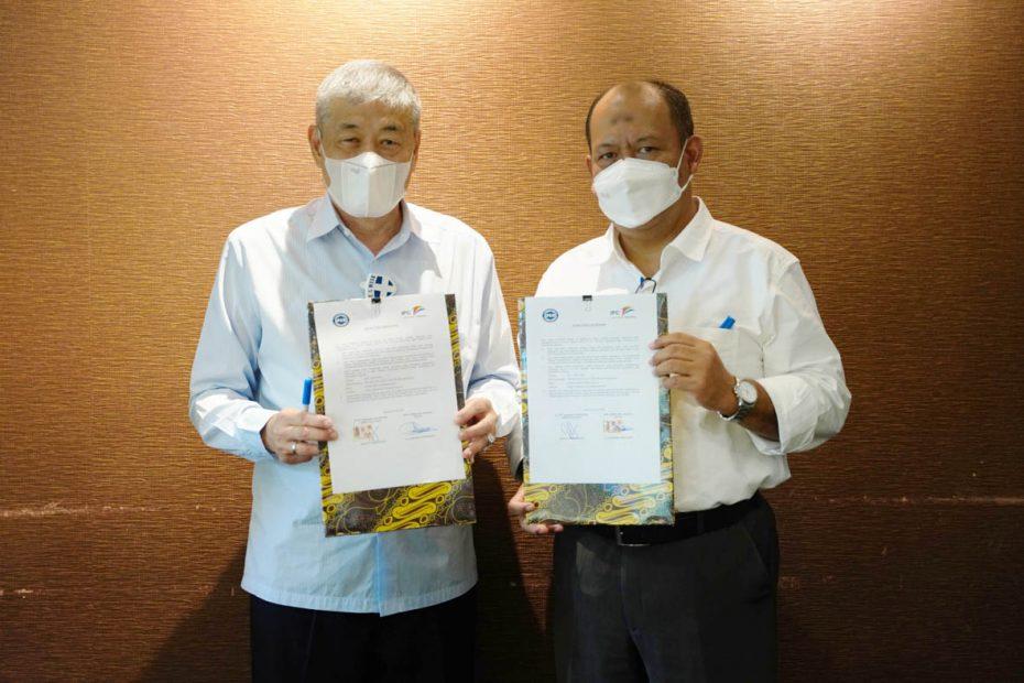 Gercep! IPC TPK dan APBMI Tandatangani Komitmen Bersama Berantas Pungli