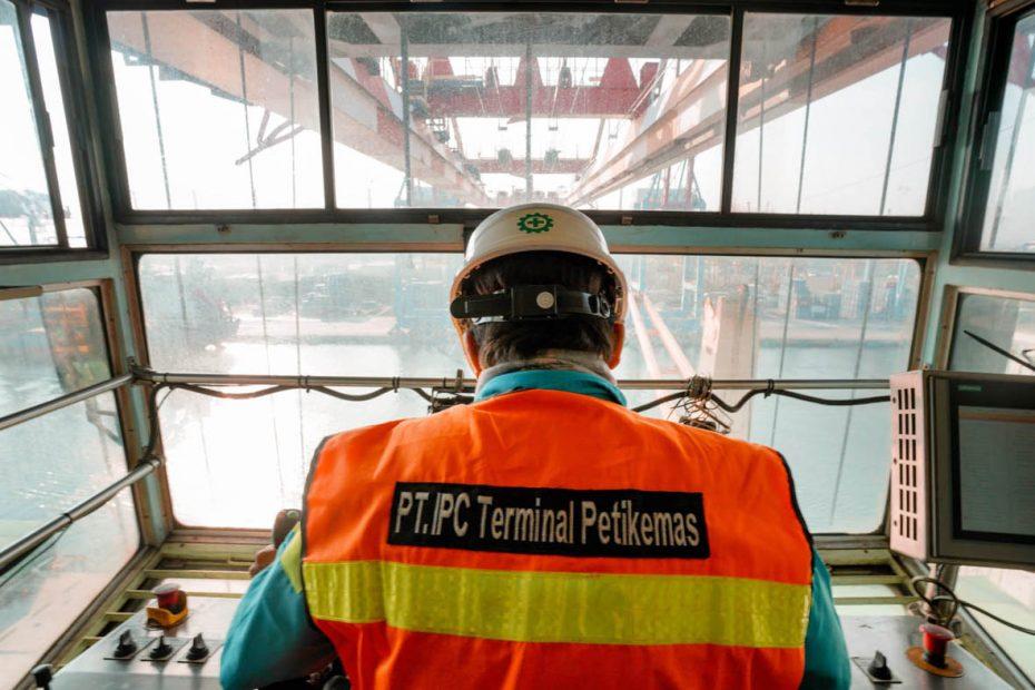 Demi Kelancaran Logistik, IPC TPK Tolak Praktik Pungli