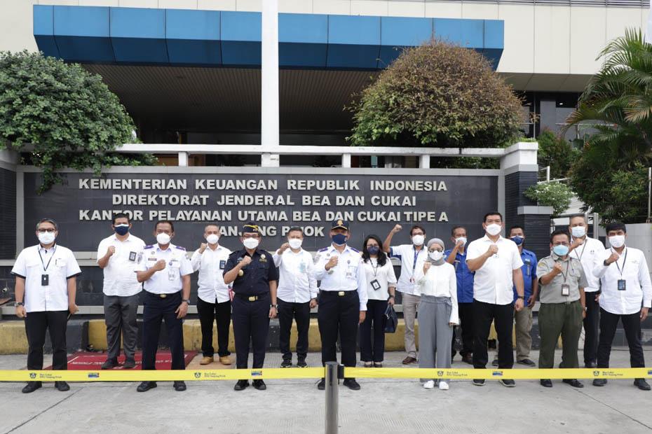 Mitigasi Dampak Perbaikan CEISA untuk Kelancaran Arus Barang di Pelabuhan Tanjung Priok