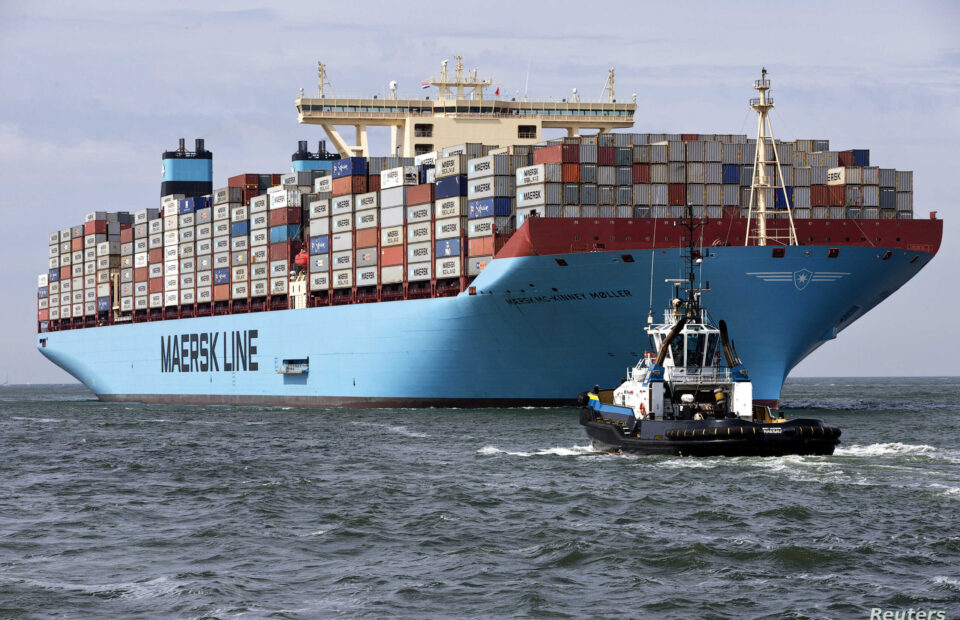 Maersk to Sell Its Container Manufacturer to CIMC