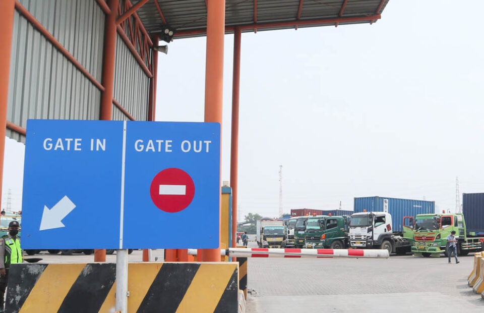 Digitalisasi Pelabuhan, IPC Berlakukan Auto Gate di Buffer Area