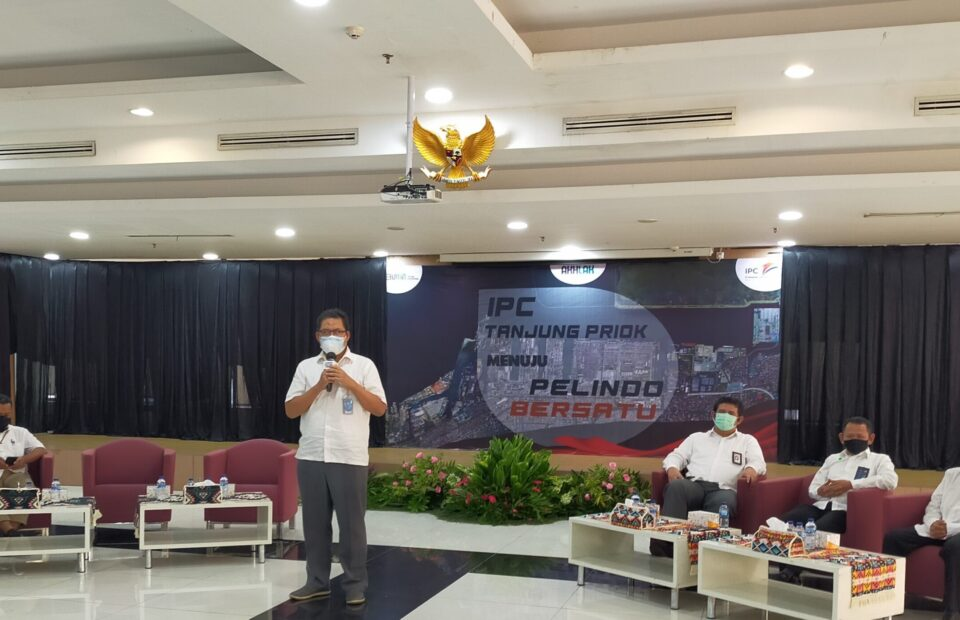 How Will Priok Run Operation and Development after Pelindo Merger?